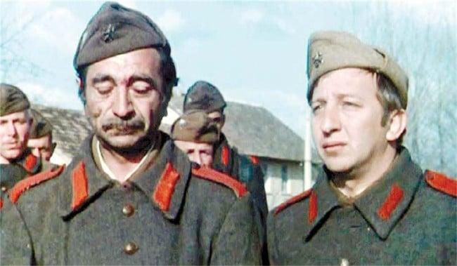 За незабравимият Георги Парцалев и как киното го открива 56