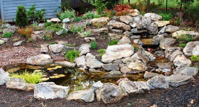 Най-новата мода в двора, е каменната градина - Красота без много усилия (СНИМКИ) 61