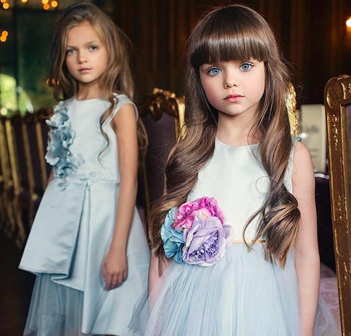 Момиченцето с едни от най-красивите очи на света 58