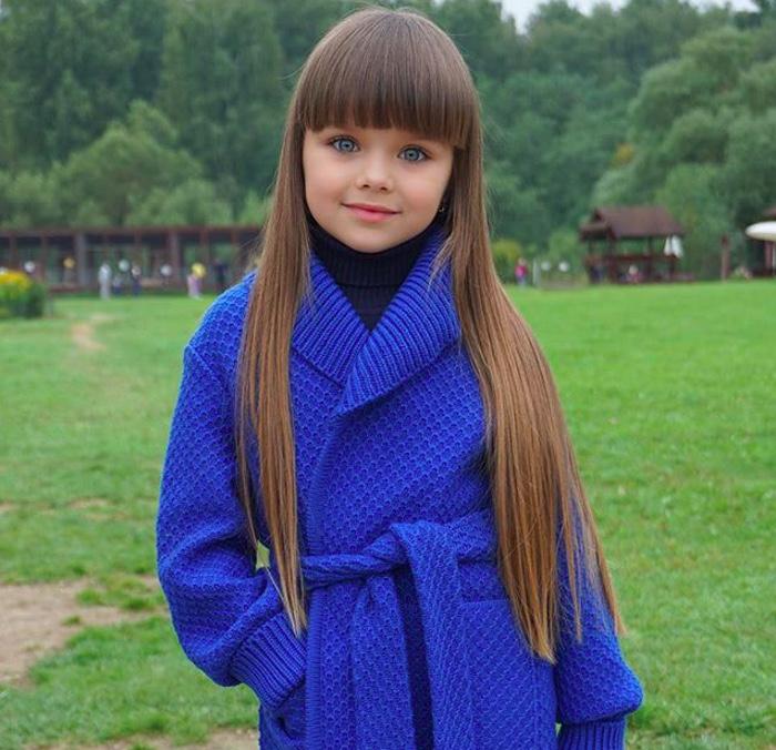 Момиченцето с едни от най-красивите очи на света 61