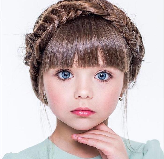 Момиченцето с едни от най-красивите очи на света 54