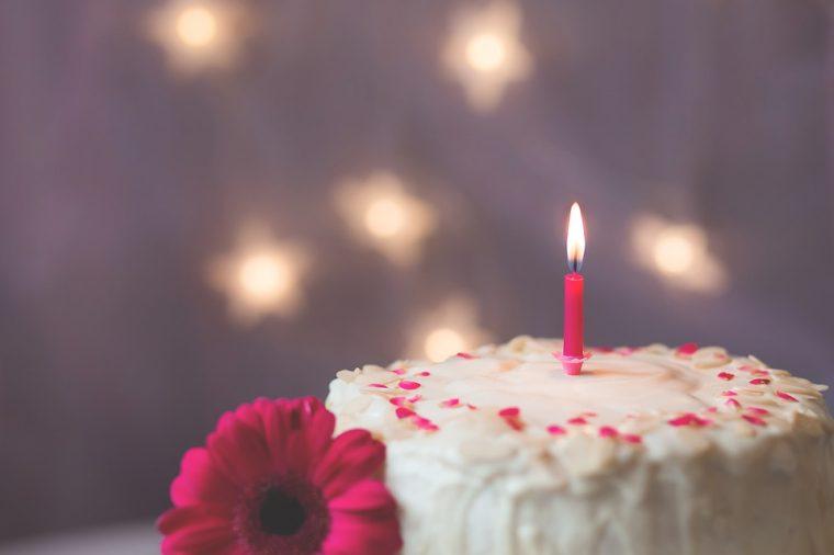 Защо хората не празнуват 40-годишнината си ? 56