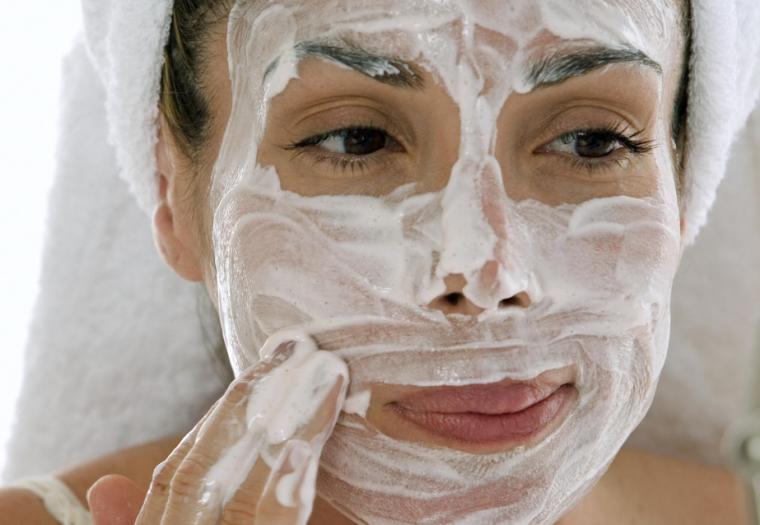 Различна маска за лице в домашни условия 56