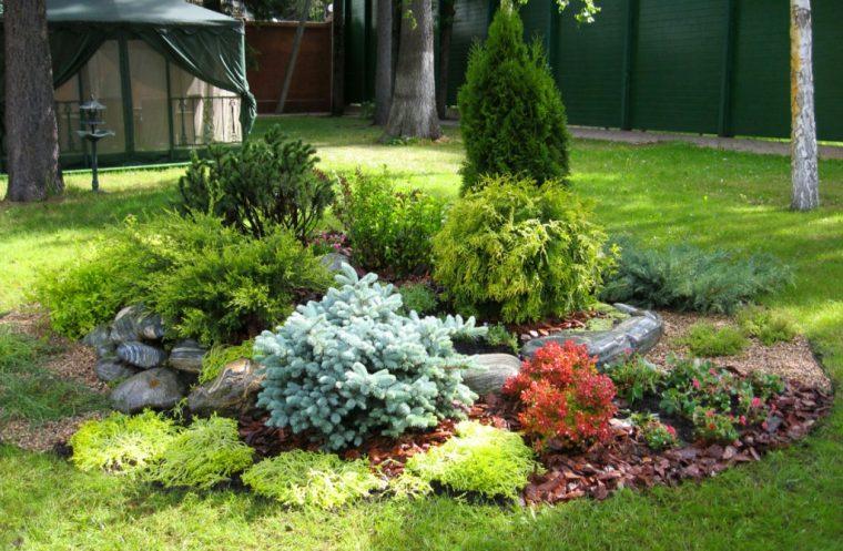 Най-новата мода в двора, е каменната градина - Красота без много усилия (СНИМКИ) 67