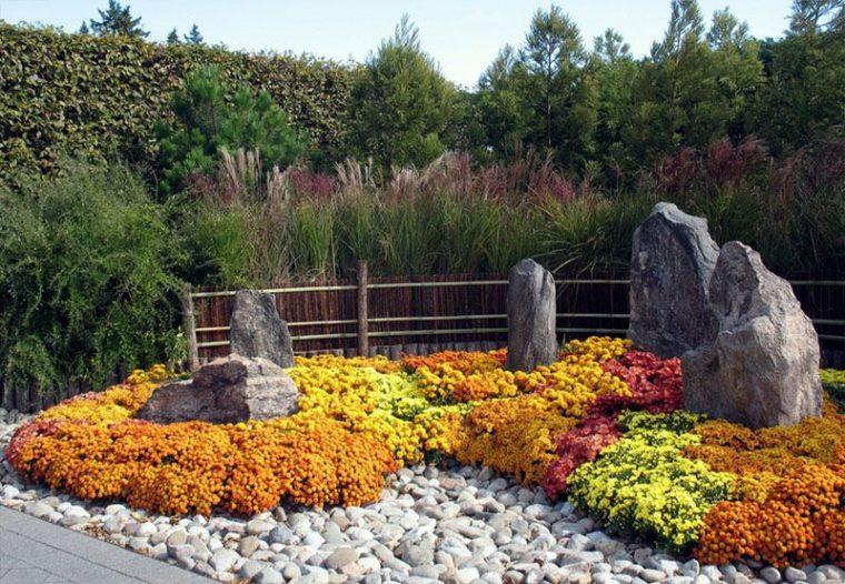 Най-новата мода в двора, е каменната градина - Красота без много усилия (СНИМКИ) 58