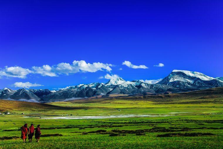 Правилата за щастие от Тибет - Предай нататък 33