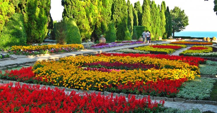 Бижуто на Северното черноморие е Ботаническа градина в Балчик 57
