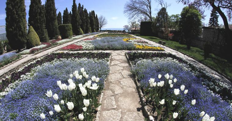 Бижуто на Северното черноморие е Ботаническа градина в Балчик 58