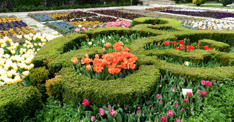 Бижуто на Северното черноморие е Ботаническа градина в Балчик 59