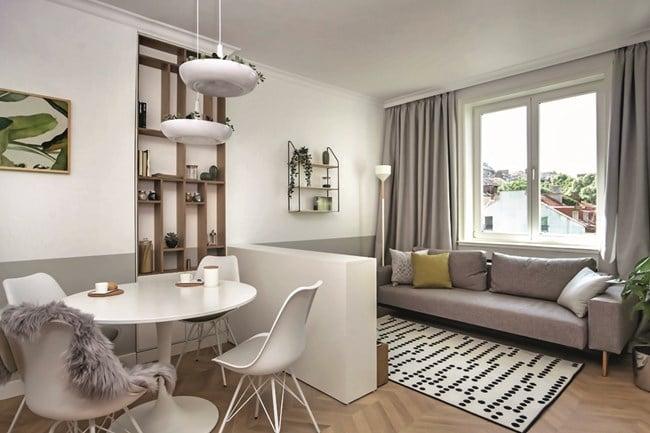 Български интериор на малко жилище класиран сред най-добрите на света 54