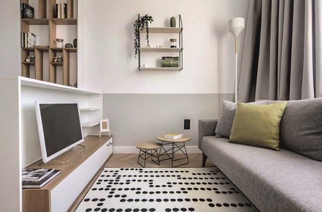 Български интериор на малко жилище класиран сред най-добрите на света 55
