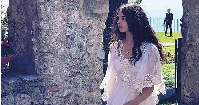 Запознайте се с красивата дъщеря на Моника Белучи 57