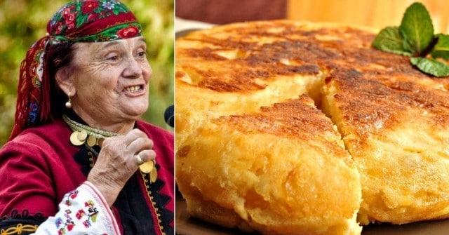 Валя Балканска сподели рецептата си на родопски пататник 8