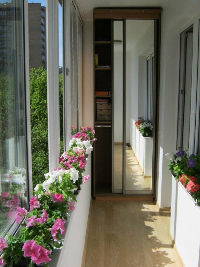 Дори най-малката тераса може да се превърне в любимо място в апартамента: 12 балкона (СНИМКИ) 55