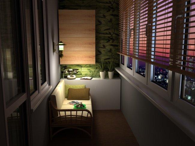 Дори най-малката тераса може да се превърне в любимо място в апартамента: 12 балкона (СНИМКИ) 56
