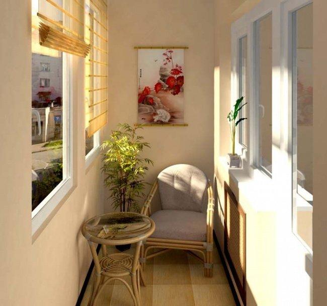 Дори най-малката тераса може да се превърне в любимо място в апартамента: 12 балкона (СНИМКИ) 57
