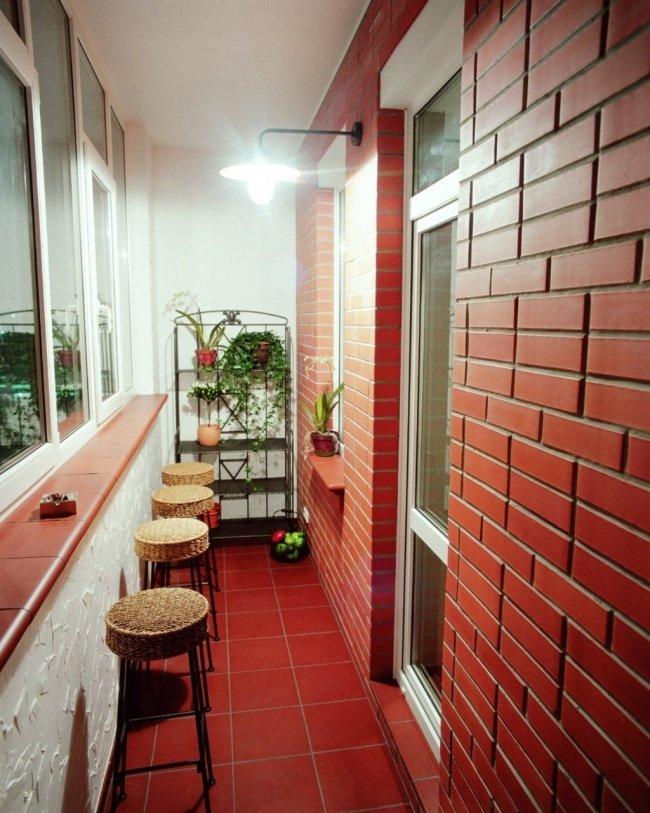 Дори най-малката тераса може да се превърне в любимо място в апартамента: 12 балкона (СНИМКИ) 61