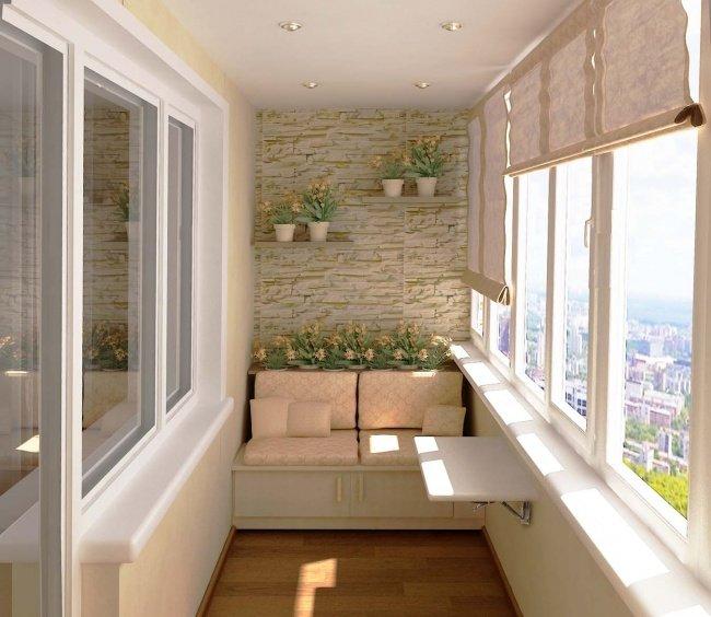 Дори най-малката тераса може да се превърне в любимо място в апартамента: 12 балкона (СНИМКИ) 62