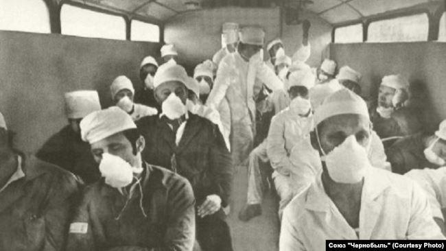 """""""Нямахме никаква представа къде отиваме и какво ще правим"""". Ликвидаторите и наследството от Чернобил 55"""