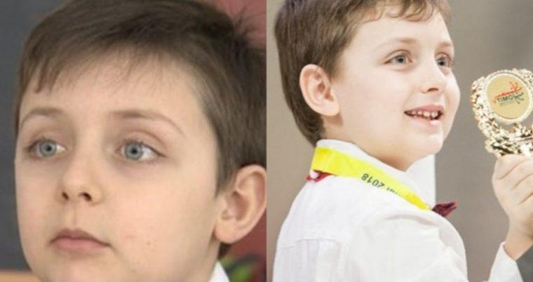 Българският Айнщайн е 6-годишно момче 56