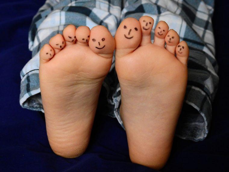 Винаги е нужно да си миете краката преди лягане 54