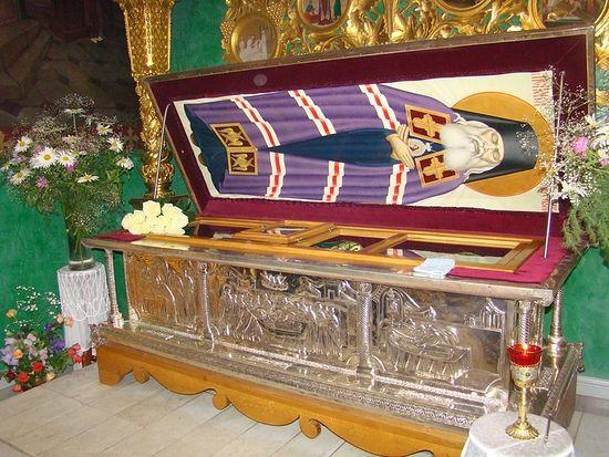 Чудотворна икона у нас на Свети Лука Кримски лекува 55