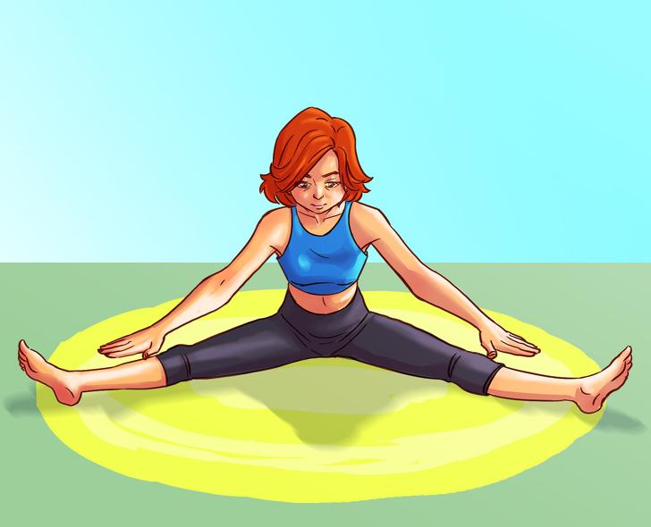 10 прости упражнения, които са специално предназначени за жените и всеки може да ги прави (СНИМКИ) 59