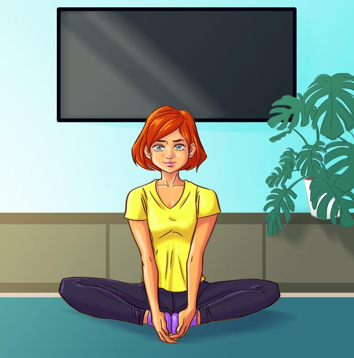 10 прости упражнения, които са специално предназначени за жените и всеки може да ги прави (СНИМКИ) 55