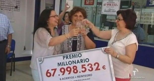 Помните ли леля Гошка, спечелила от тотото 68 милиона евро? Ето какво прави тя днес 54
