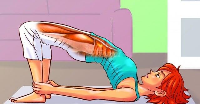 10 прости упражнения, които са специално предназначени за жените и всеки може да ги прави (СНИМКИ) 54