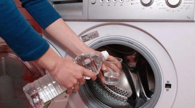 Всеки път добавям малко в пералнята, като видите как изглежда прането ми, ще направите същото 9