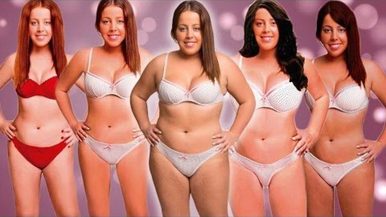 Идеалното тяло според мъжете и жените е това 54