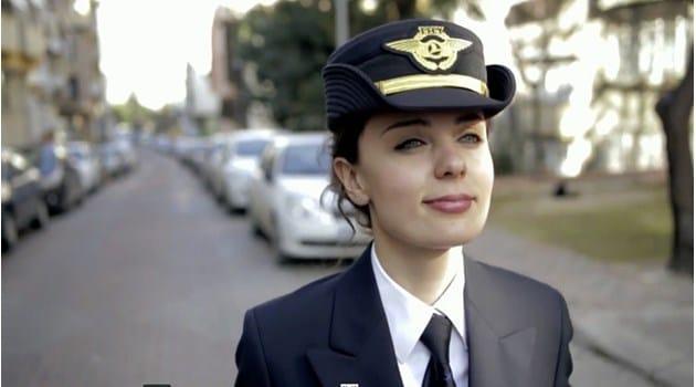 Българка от Делиормана кара Airbus, гордост за родителите си 8