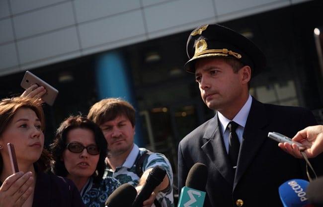 Пилотът герой, който спаси 233-ма, като не спази инструкциите 56