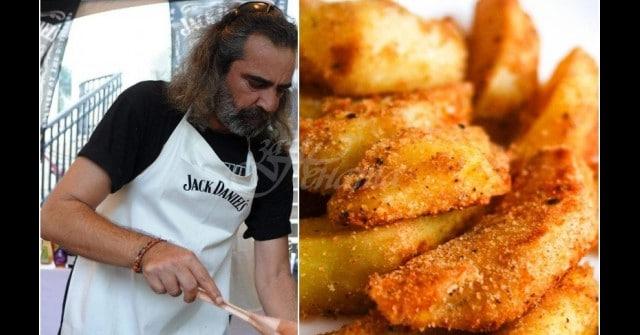 Хрупкавите картофки на Андрей Слабаков - златна коричка с божествен вкус 58