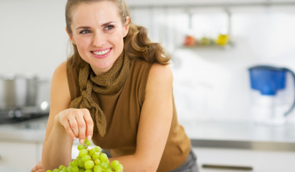 Ядене на грозде