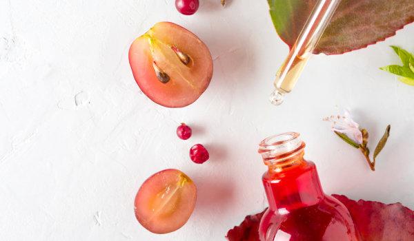 Олио от гроздови семки за разкрасяване