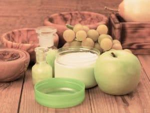 Козметика с масло от гроздови семки за разкрасяване