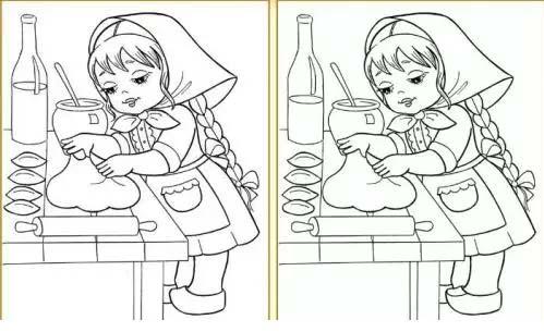 Намерете 5 разлики в картинките и проверете колко сте внимателни